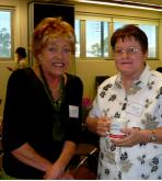Lyn and Lorraine